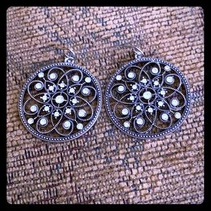 Jewelry - Cute Circular Earrings